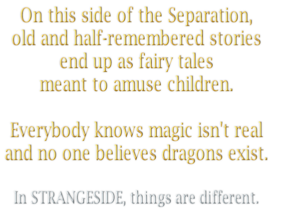 On this side of the Separation, 